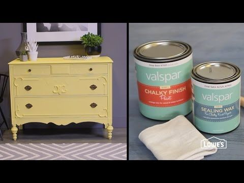 Revive Old Furniture And Decorating