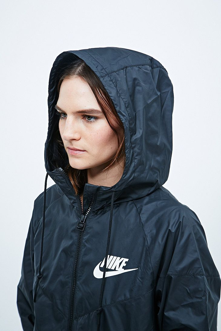 Urban Clothes Black In Nike Jacket Outfitters Windbreaker vPqcZ