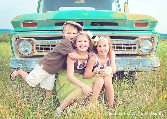 Family Session from Andrea Hallett Photography