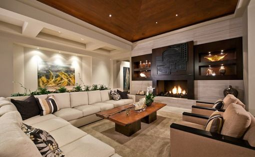 big living room pictures. Dark Wood Fireplace in Large Living Room  inspiring ideas 4 BIG