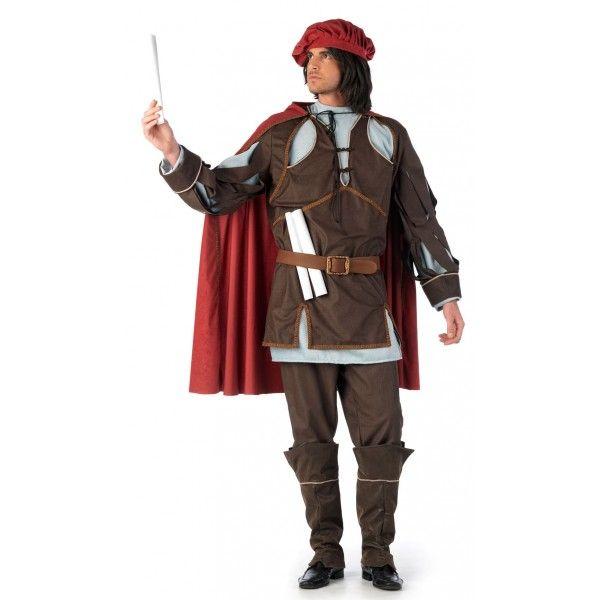 Leonardo Da Vinci Costume Google Search Costumes Cute Kids Halloween Costumes