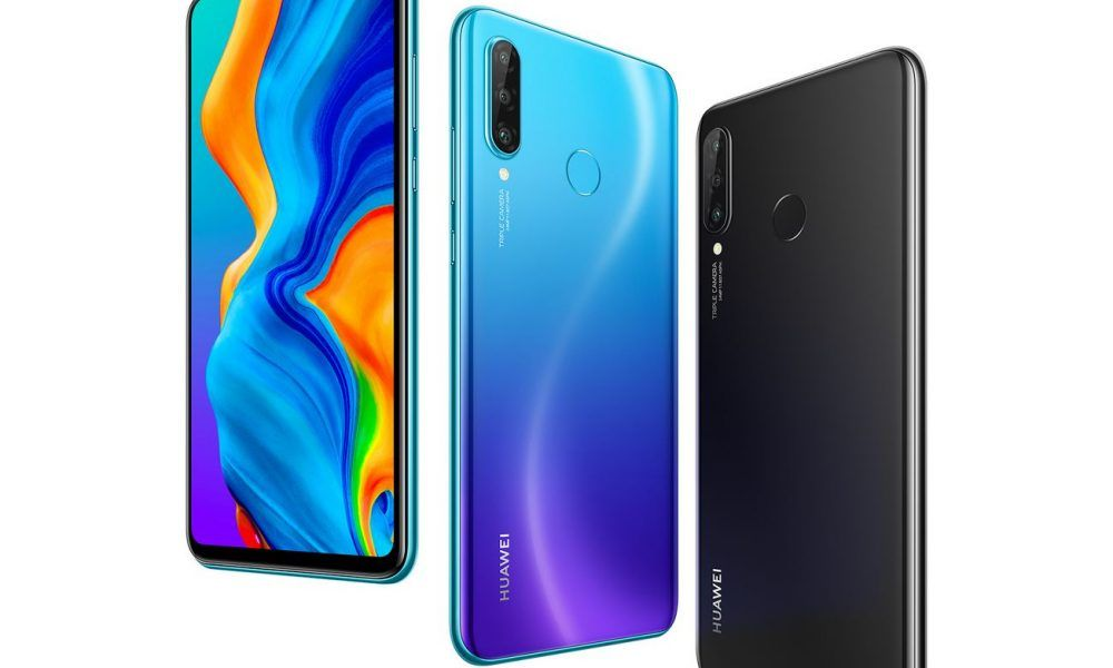 Huawei P30 Lite With Triple Rear Cameras And Kirin 710 Launched In India Huawei Samsung Galaxy Phone Iphone Models