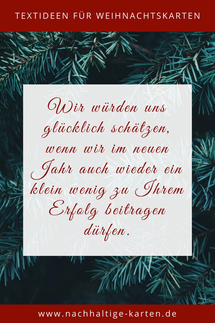 Geschäftliche Weihnachtskarten Text.Textideen Und Sprüche Für Geschäftliche Weihnachtskarten Und Firmen