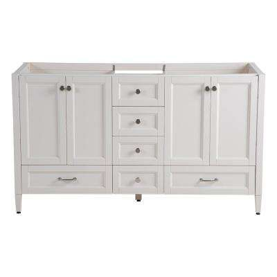 Superieur Claxby 60 In. W X 21.6 In. D X 34 In. H Vanity Cabinet In Cream | Kidsu0027  Bathroom | Pinterest | Vanities