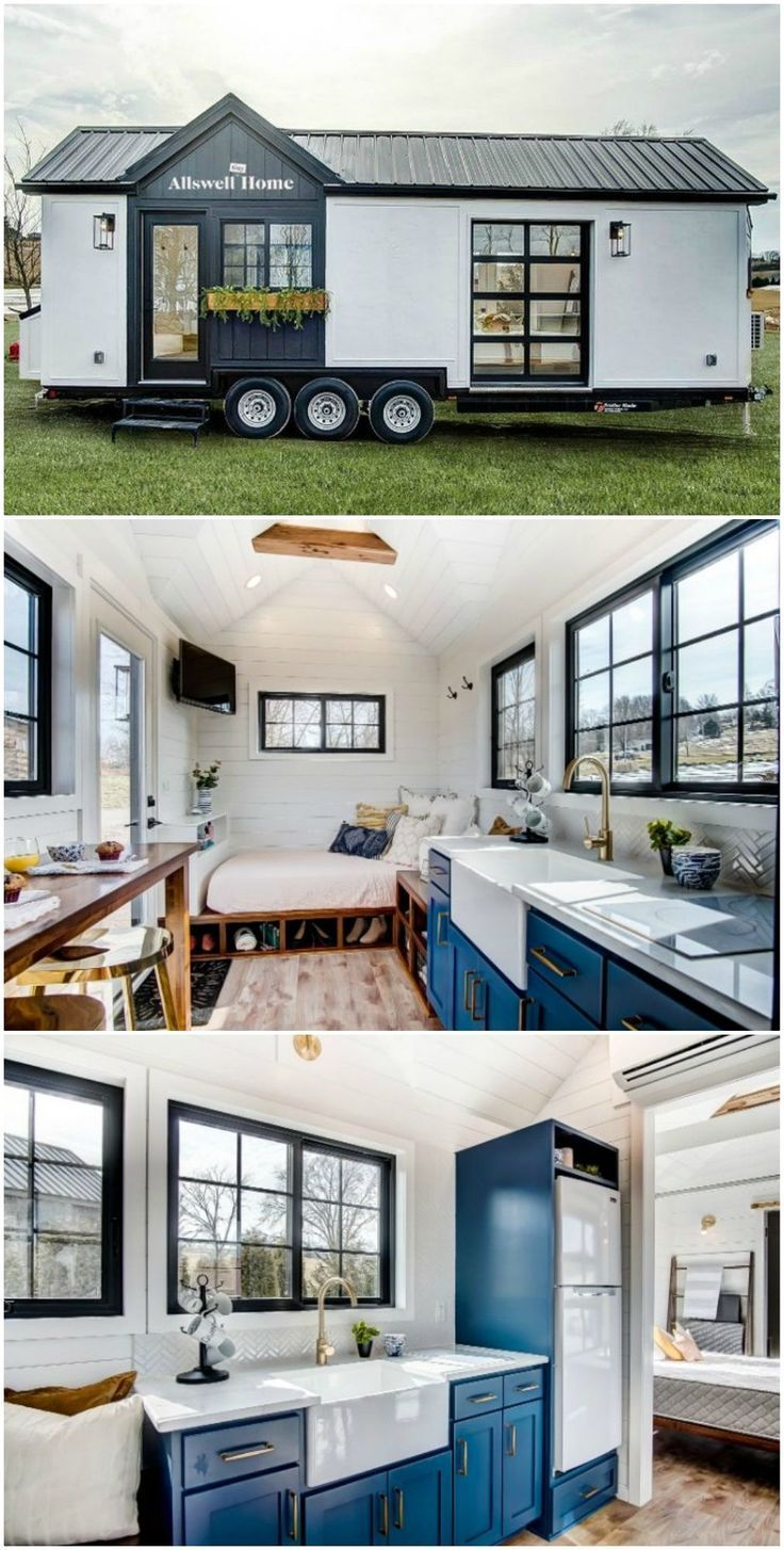 Photo of Allswell is touring the US with a tiny house that can be yours for $100,000