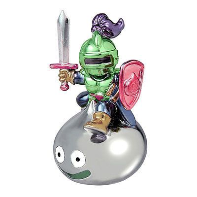 Dragon Quest Metal Slime Rider Figure Slime Knight Metallic Monsters Gallery New Box Click Image To Cl Dragon Quest Sailor Moon Toys Sailor Moon Collectibles