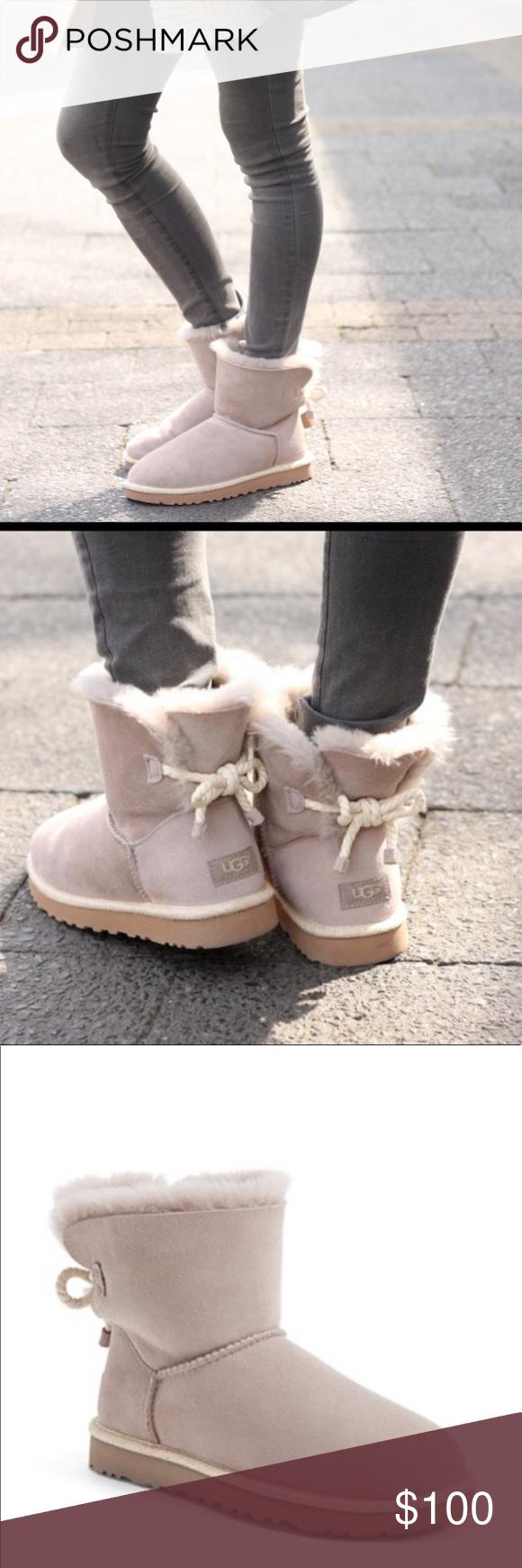 c79123e5780 NEW • Ugg • Selene Winter Ankle Boots Oyster 8 - Ugg - Women's ...