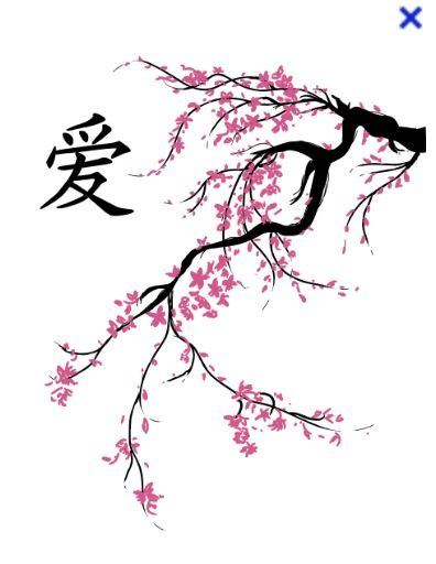 Cherry Blossom Across Ribs Maybe Cherry Blossom Art Blossom Tree Tattoo Cherry Blossom Painting