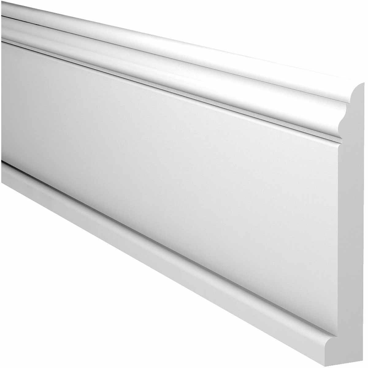 7 1 4 Inch H X 1 1 8 Inch P X 144 Inch L Baseboard Moulding