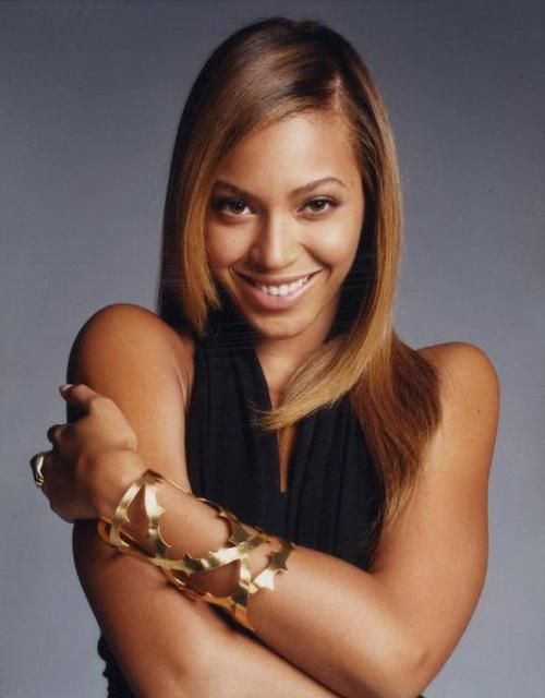 beyonce hair brownish blonde with side part - thirstyroots.com: Black Hairstyles