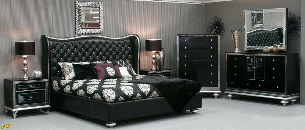 Marvelous Experience Glitz And Glamour Right In Your Home With The Hollywood Swank Black  Iguana 4