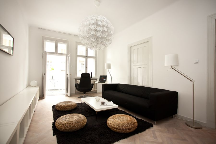 minimalist apartment decoration inspirational ideas from modelina livingroom viahouse