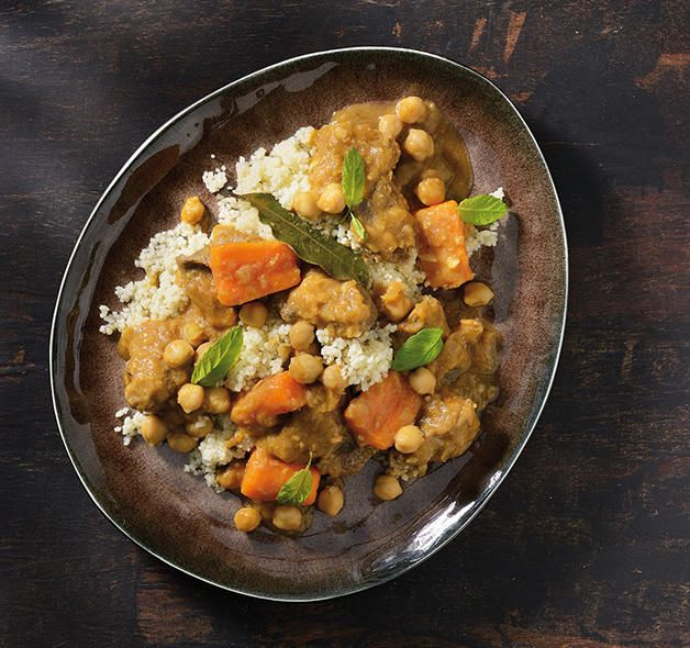 Lamb Couscous Created With The Kitchenaid Cook Processor