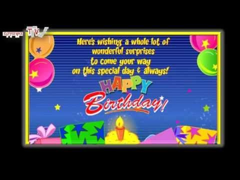 Happy birthday greeting card youtube happy birthday greetings happy birthday greeting card youtube m4hsunfo
