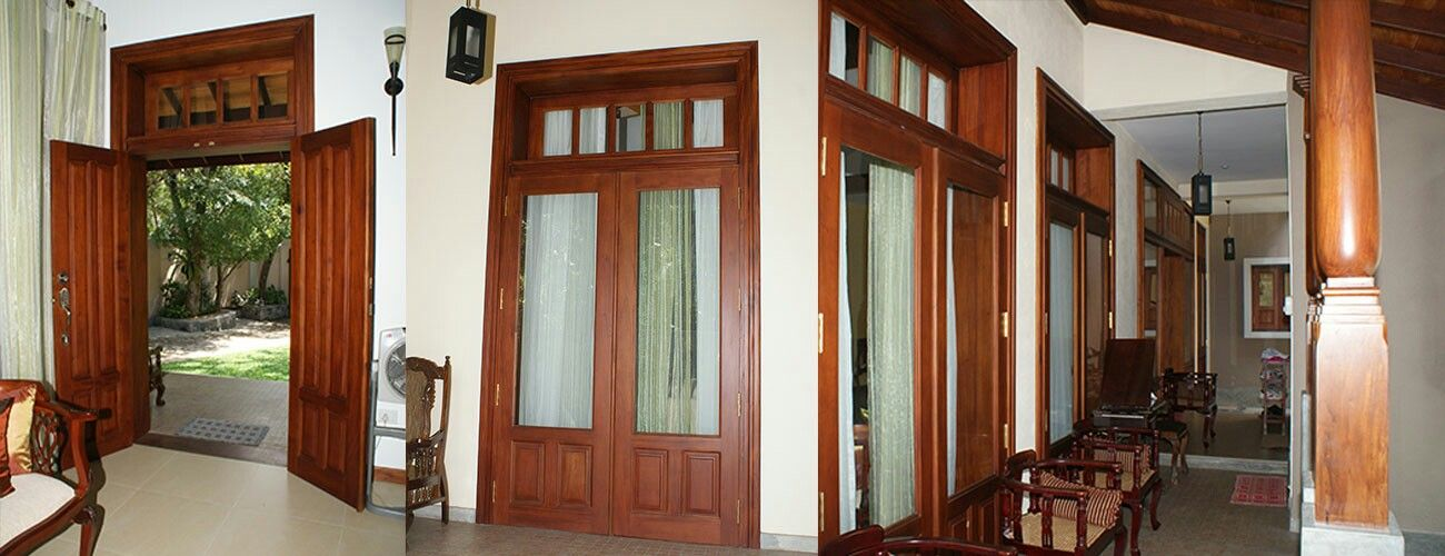 Pin By Darshi Karavitage On Doors House Window Design Window Design Door And Window Design