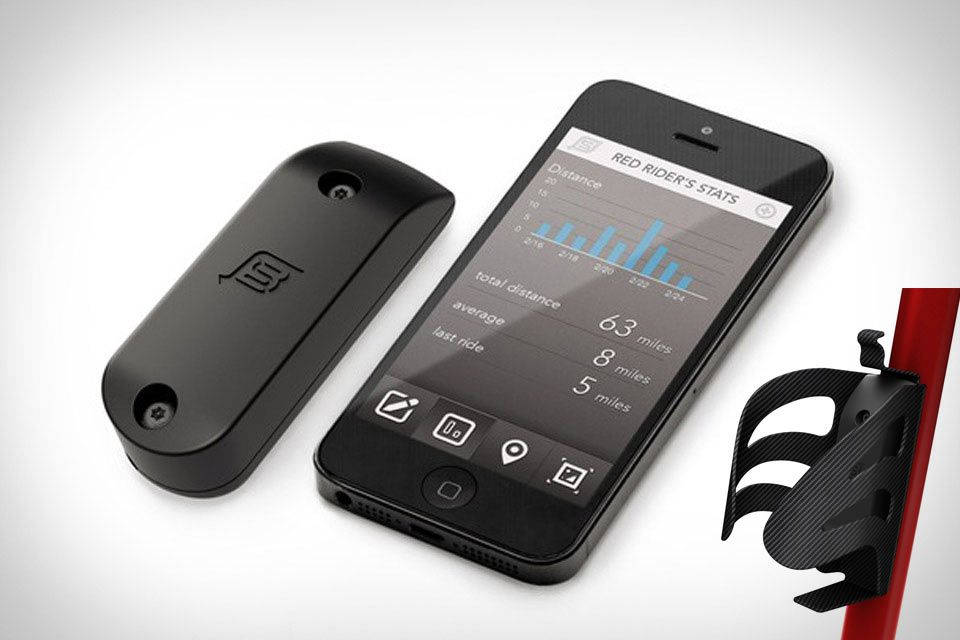 Bikespike Tracking solution that protects your bike and