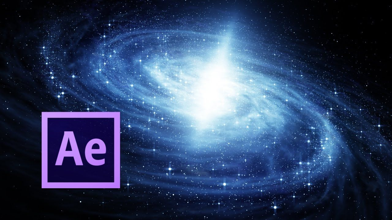 Amazing 3d Galaxy Simulation After Effects Tutorial Adobe After Effects Tutorials After Effect Tutorial Motion Graphics Tutorial