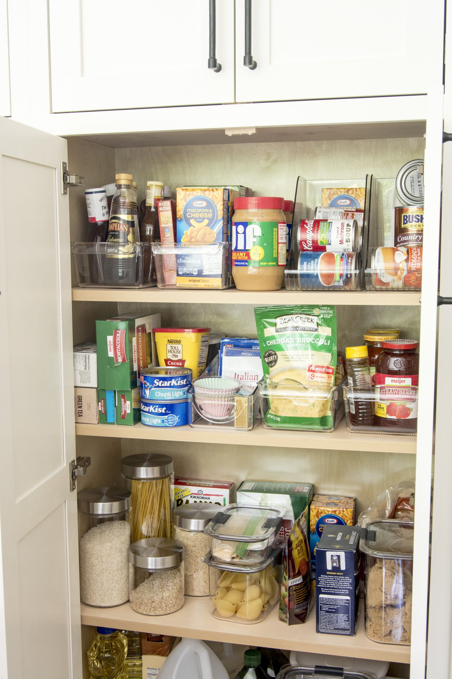 Kitchen Pantry Ideas For Storage And Organization Diy Pantry