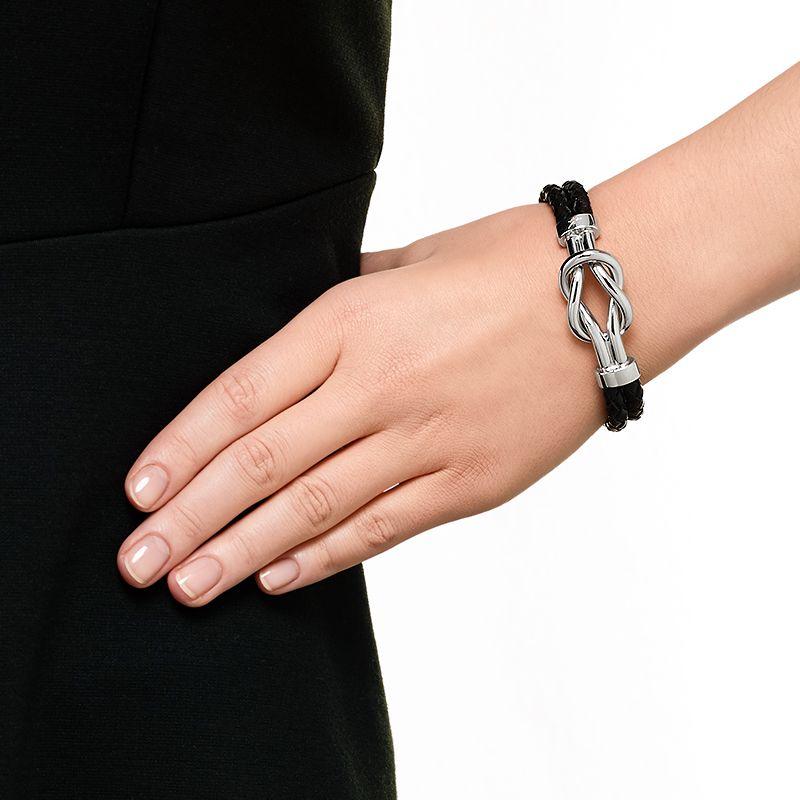#schmuck #armband #schwarz