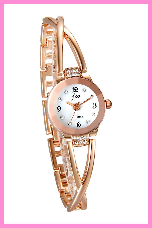 Reloj Quartz De Cuarzo Moderno Relojes Mujer Modernos Reloj Pulsera Reloj De Oro Reloj De Pulsera