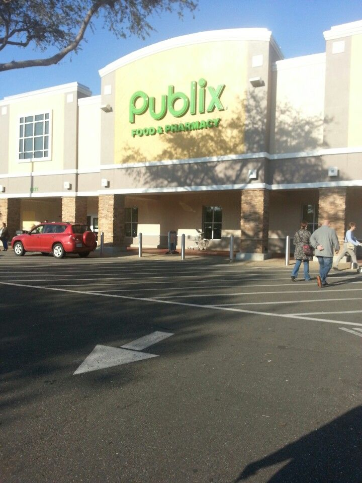 Publix Super Market at Dunlawton Square in Port Orange, FL