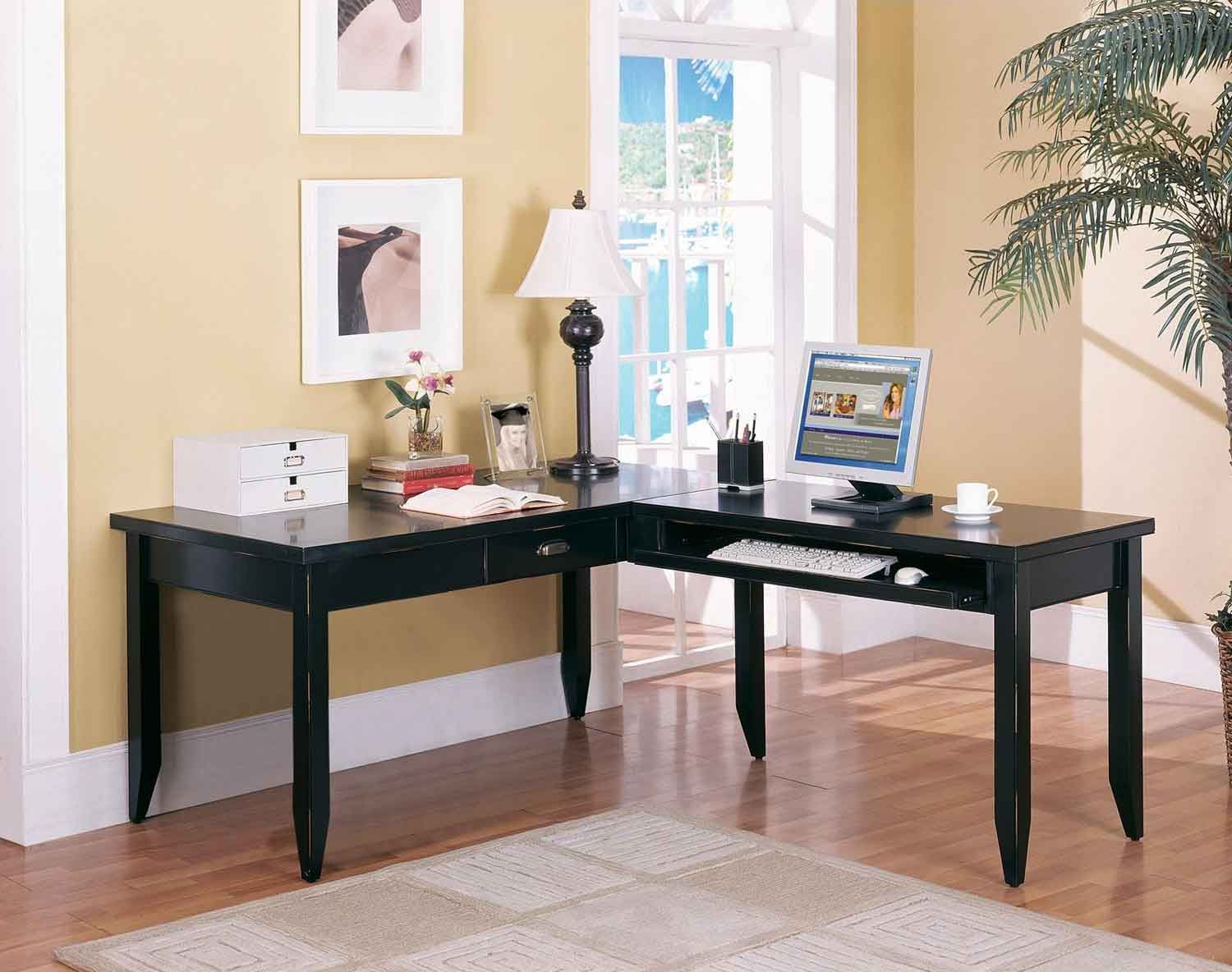 l shaped home office design Google Search Home office