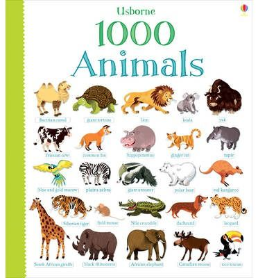 1000animals Book