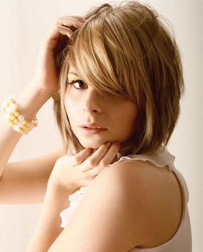 Short Choppy Layers Hairstyles | Short Hairstyles - Channel4 ...