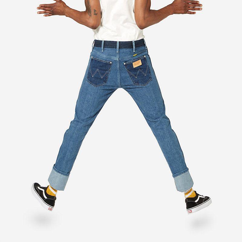 Wrangler Fit Jeans Slim Uomo