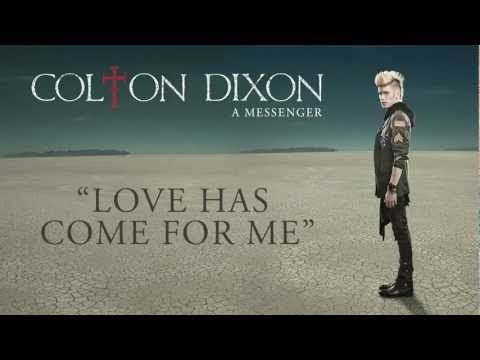 Colton Dixon - Love Has Come For Me (Official Lyrics) - YouTube Gearing up for tomorrow! :D Can't wait to see this guy. *dances*
