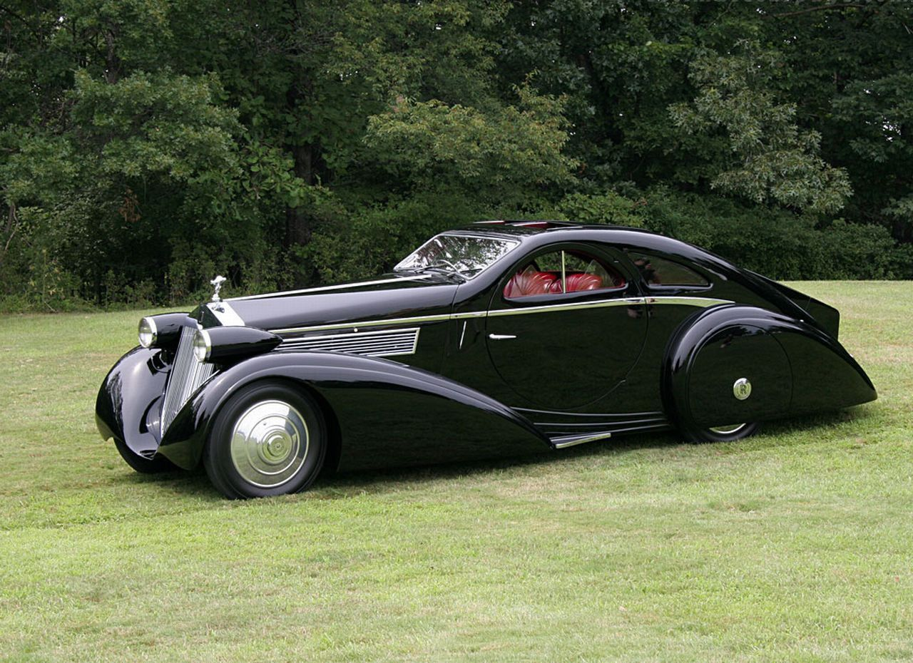 after seeing all the 30 39 s car posts here 39 s the 1925 rolls royce phantom 1 jonckheere coupe. Black Bedroom Furniture Sets. Home Design Ideas