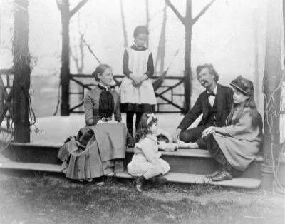 I consigli di Mark Twain alle bambine #scrittori #writers