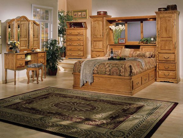 New Style Furniture wood country bedroom furniture sets the new style of french
