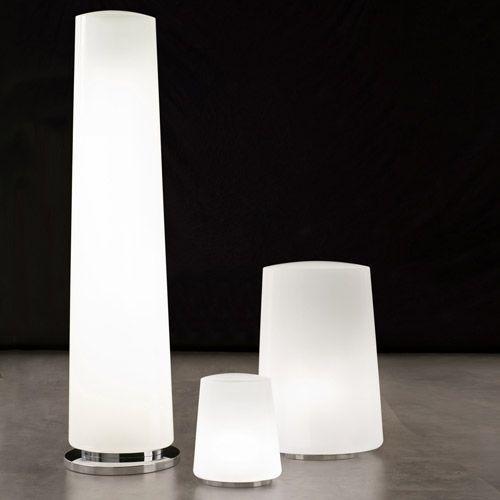 Lampada da terra Polar - design Asnago - Penta | Lampade di design ...