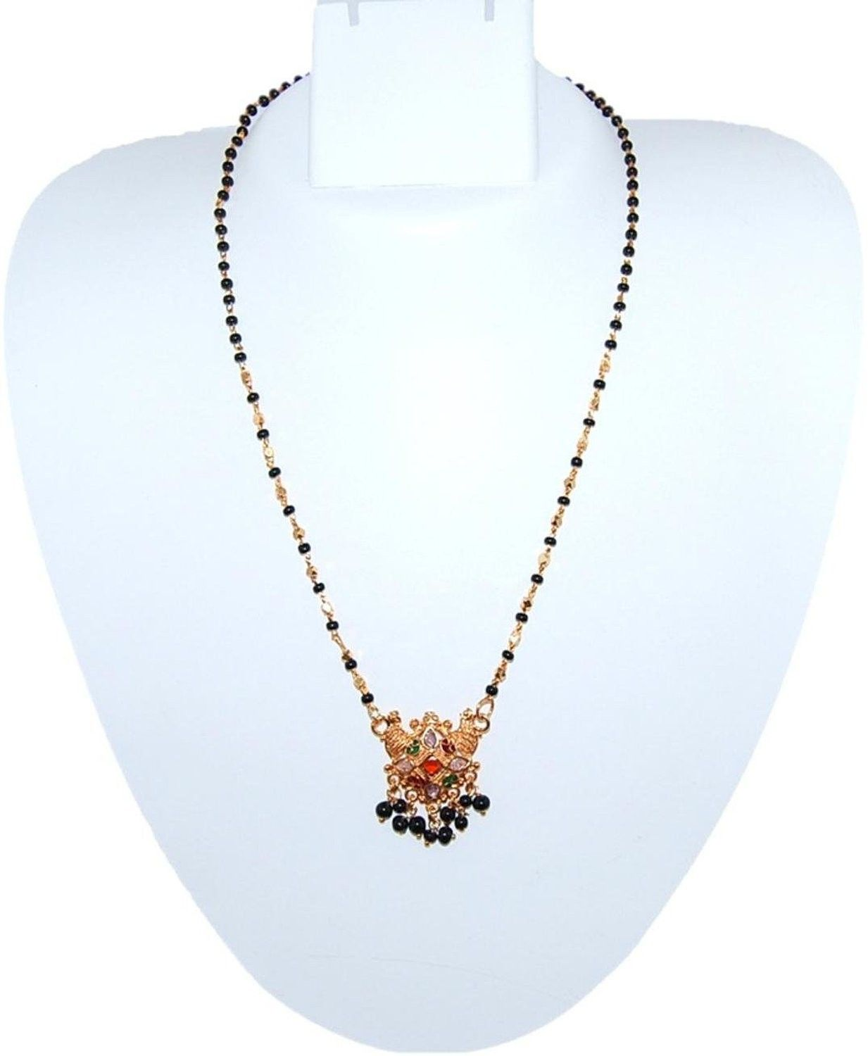 Checkout our awesome product imitation mangalsutra short necklace