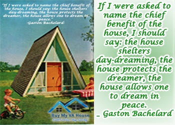 Buy My VA House: Poster Quote's