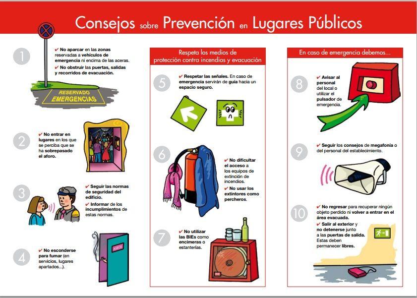 Consejos sobre prevenci n en caso de incendio en un - Como hacer un ambientador natural para la casa ...