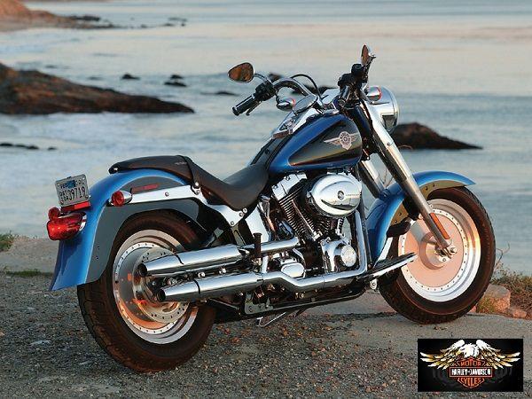 Harley Davidson Motorcycle..
