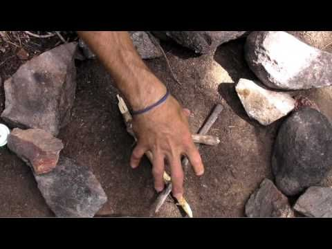 Backpacker magazine describes the basics of how to build a fire in the wilderness.
