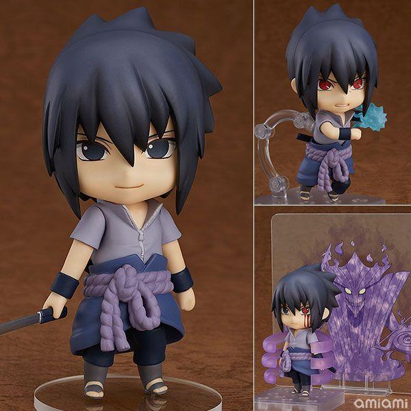 Nendoroid Naruto Shippuden Uzumaki 10cm Action Figure Figurines dans la boîte