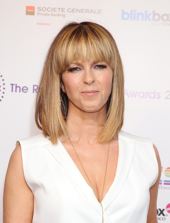 Kate Garraway The Radio Academy Awards In London 12 05 14 Kate Garraway Celebrity Hairstyles Global Hair