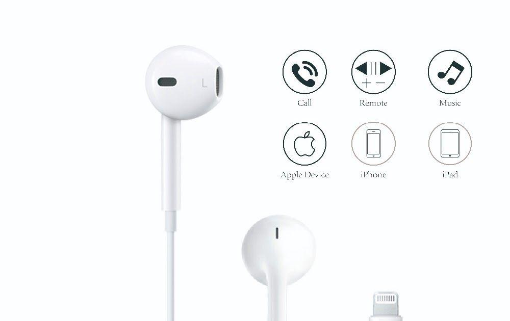 Promo Offer Apple Earphone Lightning Earpods Apple In Ear Earphones And Headphone With Microphone For Iph Apple Earphones Earphone Headphones With Microphone