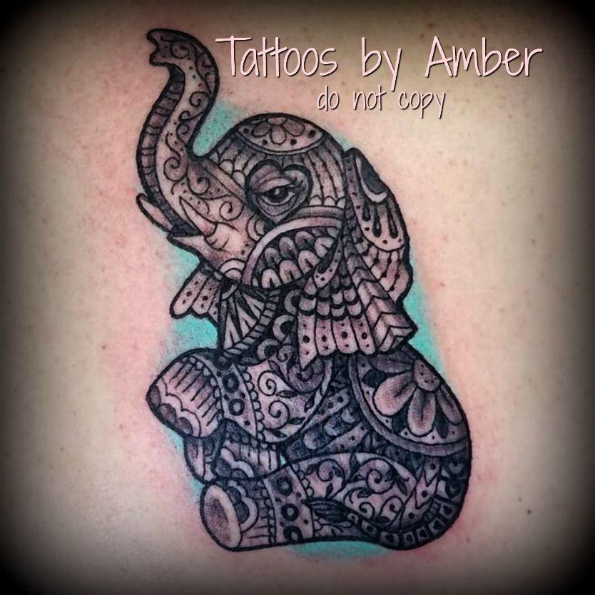 Elephant Tattoo Design Www Theartsymom Com Cancer Ribbon Tattoos Elephant Tattoo Design Elephant Tattoo