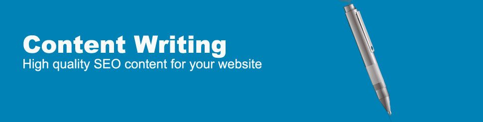 Get professional and orignal web content by Content writers in India