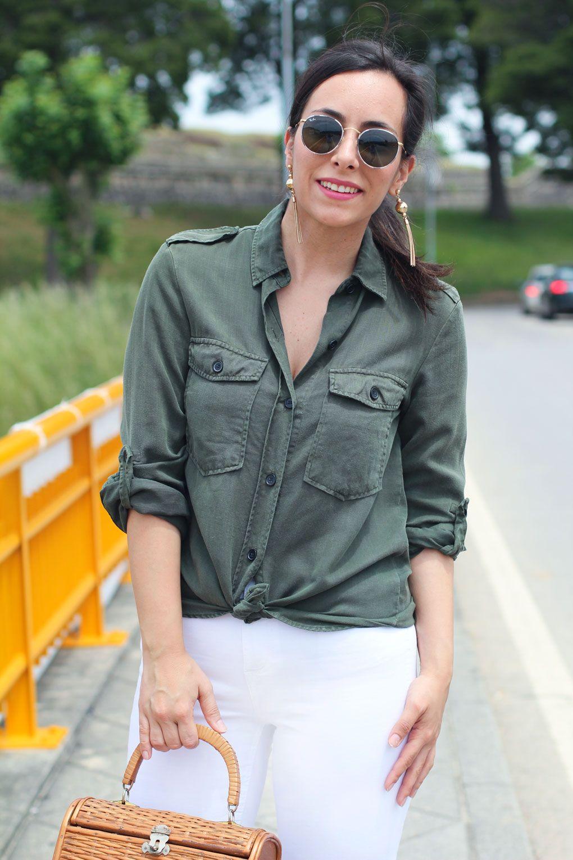 Que Algo Ponerse Camisa Anudada Looks Siempre Fashionblog Hay qPCwaIxw