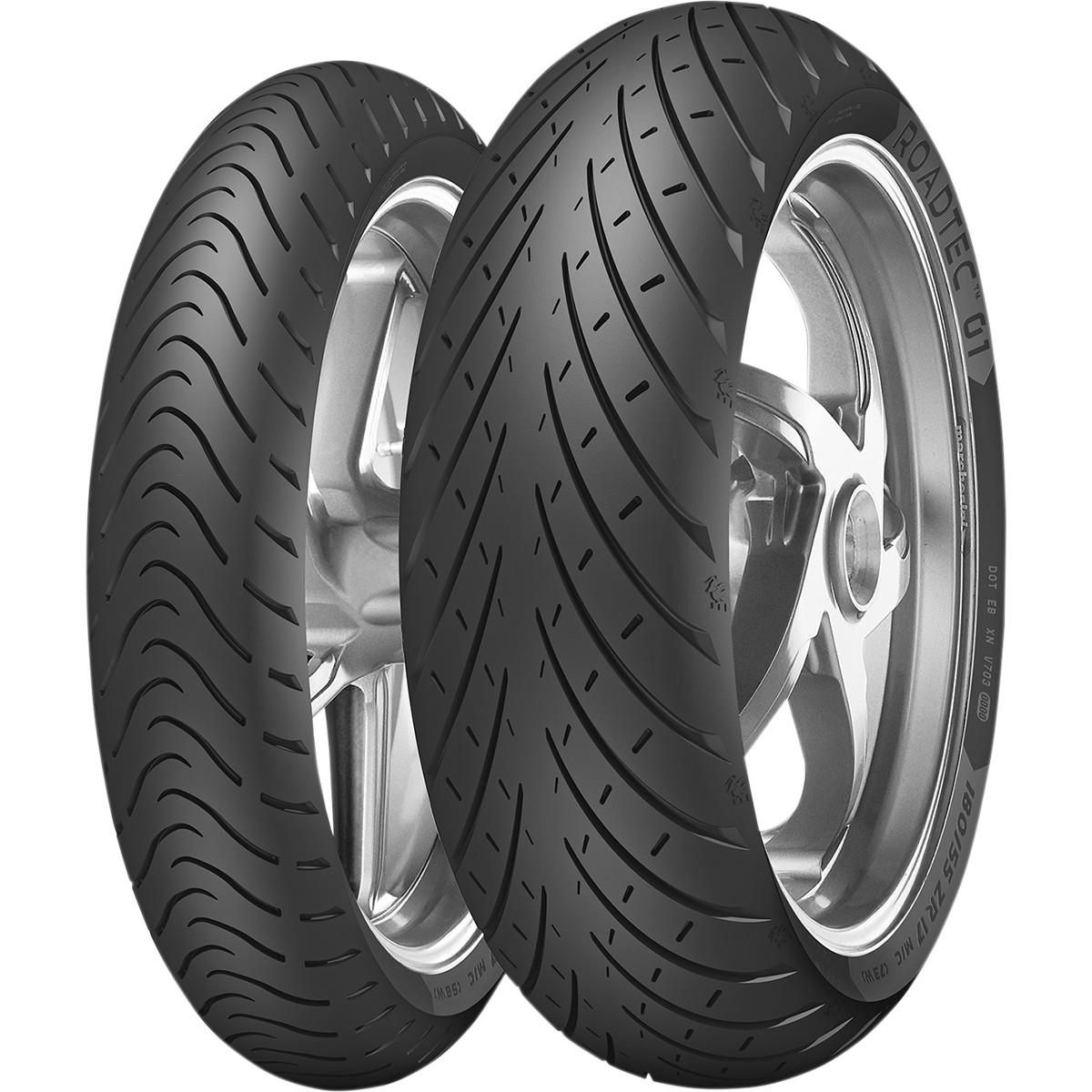 Metzeler 3240900 Roadtec 01 Front Tire 100 90r16 Walmart Com In 2021 Motorcycle Parts And Accessories Motorcycle Tires Tire