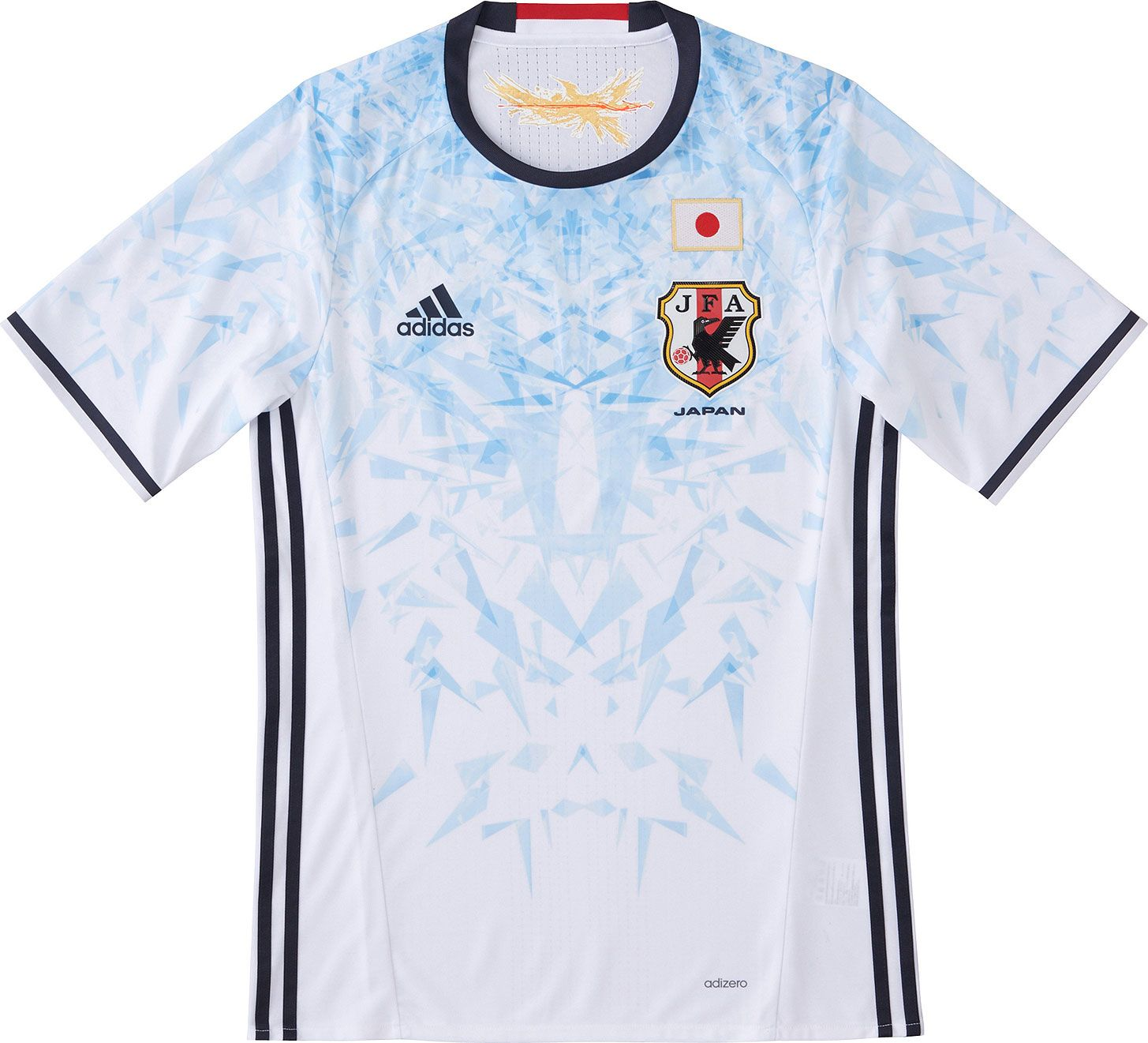 40d1ff9f8597b Adidas apresenta novas camisas da seleção do Japão - Show de Camisas