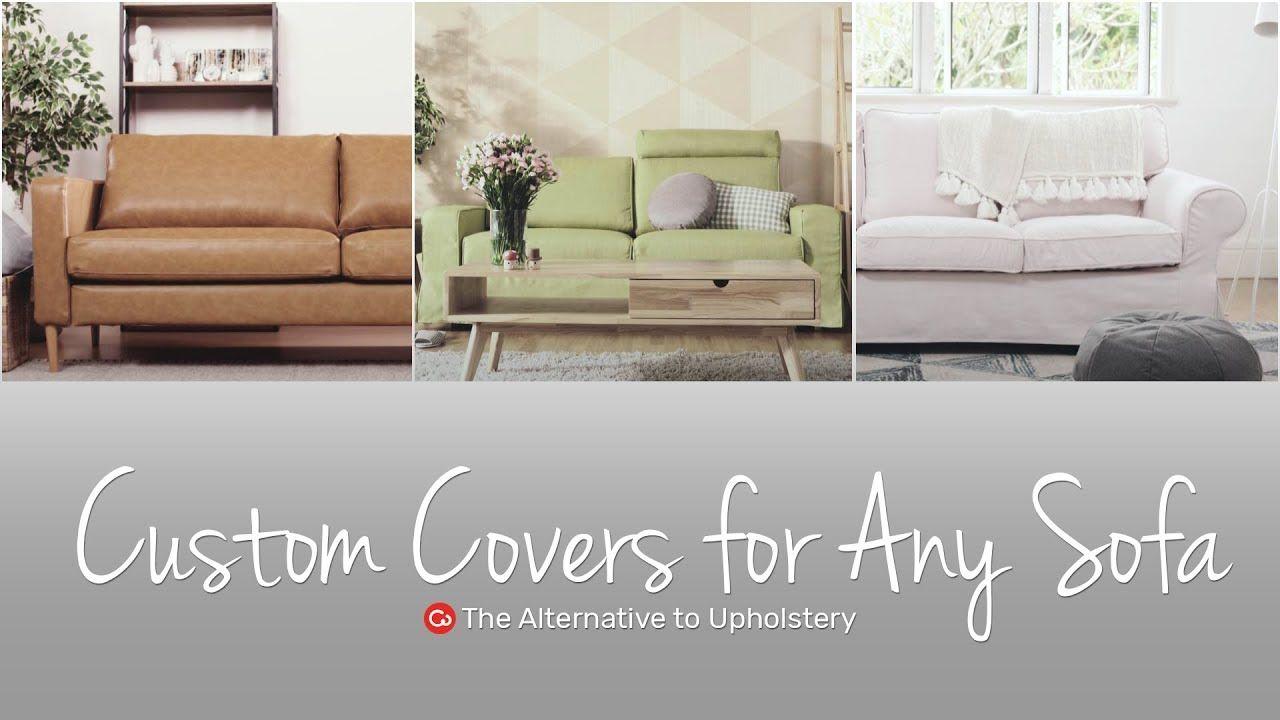 Custom Made Sofa Slipcovers Comfort Works In 2020 Slipcovers