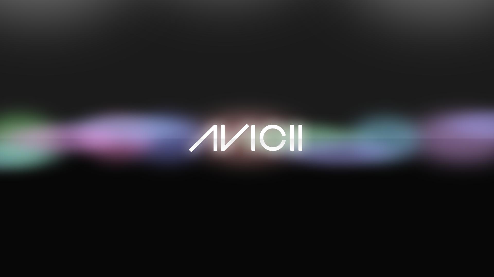 avicii triangles logo hd