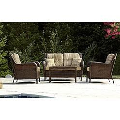 Ty Pennington Style Mayfield Complete Collection Outdoor Living Patio Furniture Casual Seating Sets